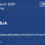 Nowa wersja Comarch ERP Optima 2021.2.1.